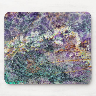 amethyst stone texture pattern rock gem mineral am mouse pad