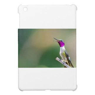 Amethyst Woodstar Hummingbird iPad Mini Covers