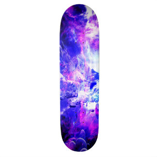 Amethyst Yule Night Dreams 21.6 Cm Skateboard Deck