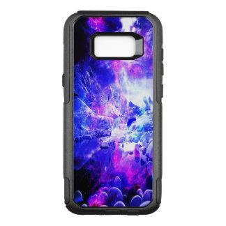 Amethyst Yule Night Dreams OtterBox Commuter Samsung Galaxy S8+ Case