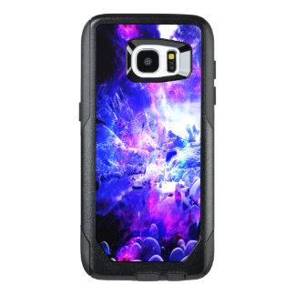 Amethyst Yule Night Dreams OtterBox Samsung Galaxy S7 Edge Case