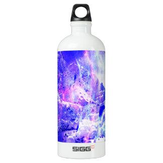 Amethyst Yule Night Dreams Water Bottle