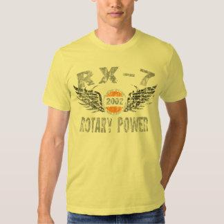 amgrfx - 2002 RX-7 T-Shirt