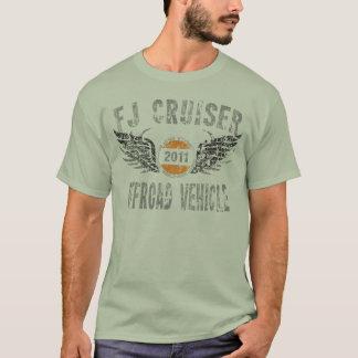 amgrfx - 2011 FJ Cruiser T-Shirt