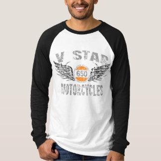 amgrfx - V Star 650 T Shirt