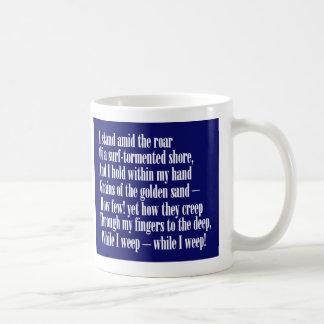 Amid the Roar Basic White Mug