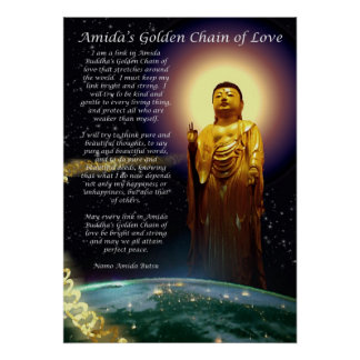 Amida's Golden Chain of Love 1 Poster