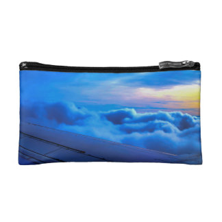 amidst d clouds cosmetic bag