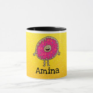 Amina sparkle mug