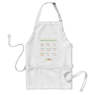 Amino Acids - Where do you get your protein? Standard Apron