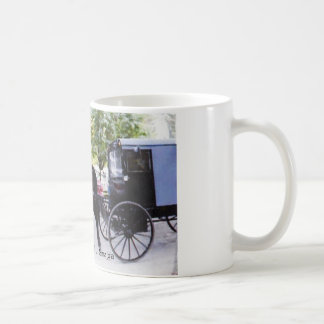 Amish Buggy Cup Mugs