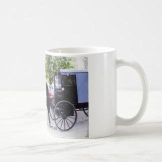 Amish Buggy Cup Mugs