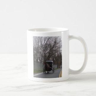 Amish Buggy Mugs