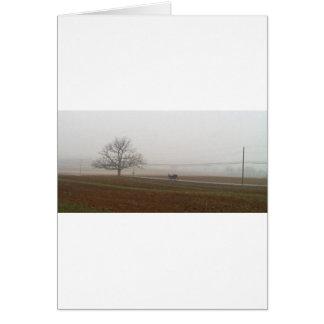 Amish Greeting Card