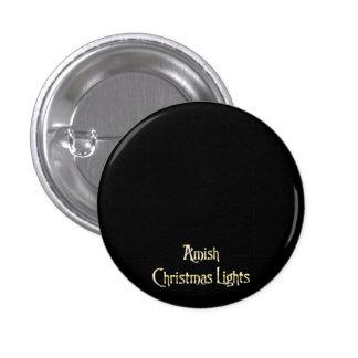 Amish Christmas Lights Pins