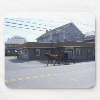 Amish Community Mousepad