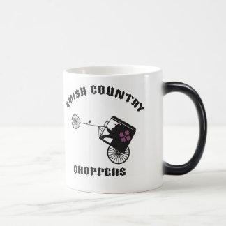 AMISH COUNTRY CHOPPER cup Mug