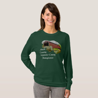 Amish Country - Lancaster Pennsylvania - T- shirt
