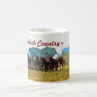 Amish Farmers Mug
