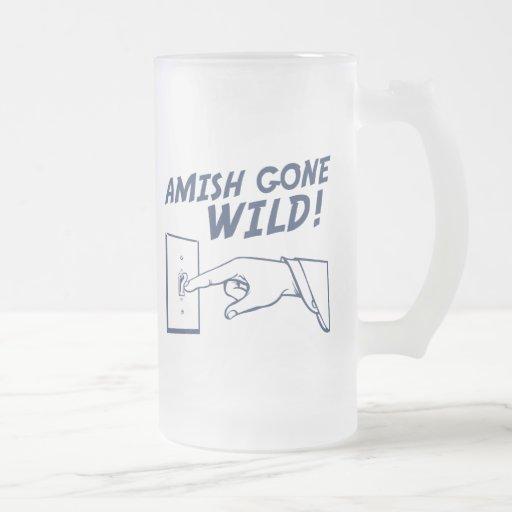 Amish Gone Wild! Coffee Mugs