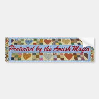 Amish Mafia Protection, Bumper Sticker! Bumper Sticker