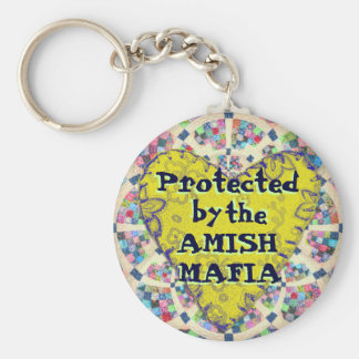 Amish Mafia Protection! Keychain! Key Ring