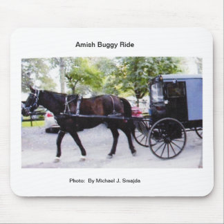 Amish Mouse Pad
