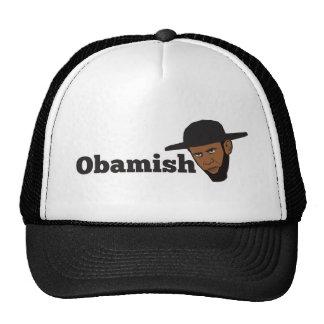 Amish Obama Trucker Hat