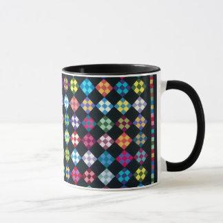 Amish Quilt Large Mug