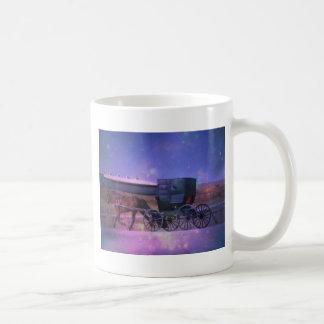 amish space coffee mug
