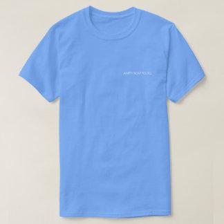 Amity Boat Tours Skipper T-Shirt