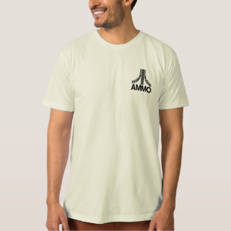 Ammo Logo - 2nd Amendment Support Team - Two Sided Tees