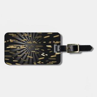 ammunition luggage tag