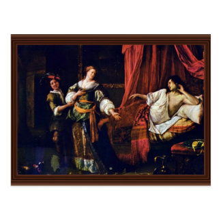 Amnon And Tamar By Steen Jan (Best Quality) Postcard