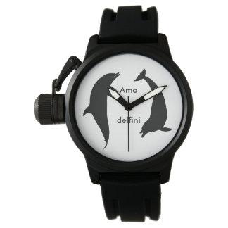 Amo delfini watch