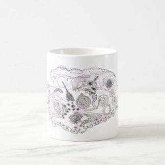 amoeba mug