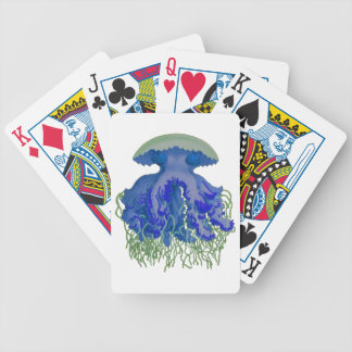 Among the Clouds Bicycle Playing Cards