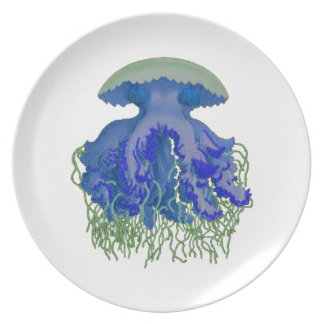 Among the Clouds Plate