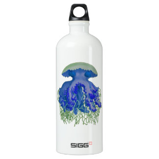 Among the Clouds Water Bottle