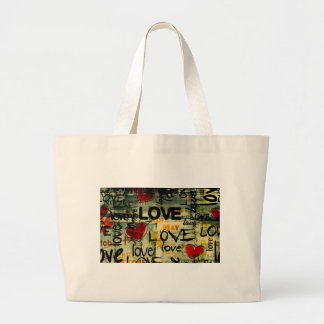 Amor Amor Amor Love Love Love Bolsas Para Compras
