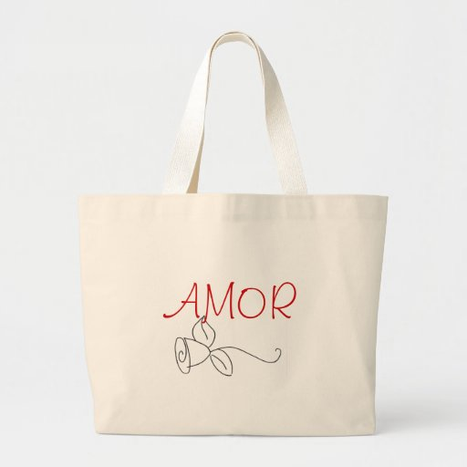 AMOR CANVAS BAGS