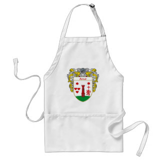 Amor Coat of Arms (Mantled) Apron