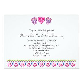 Amor Eterno Sugar Skulls Banner Card