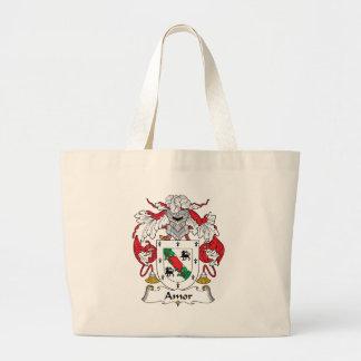 Amor Family Crest Bag