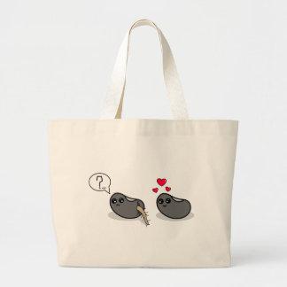 amor  FRIJOL Jumbo Tote Bag