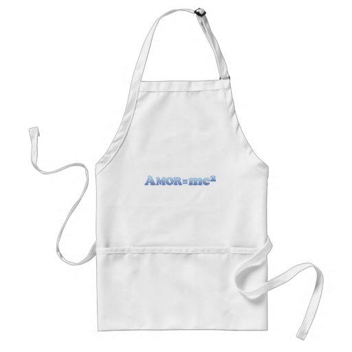 Amor = mc2 - Multi-Products Aprons