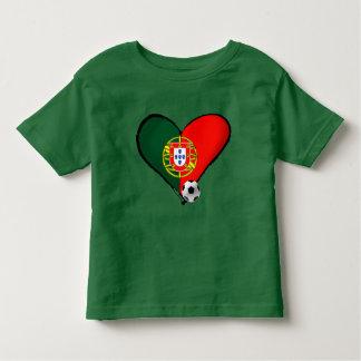 Amor, Portugal e Futebol - O que mais vôce quer ? Toddler T-Shirt
