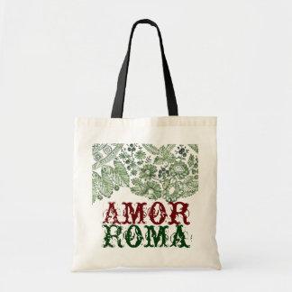 Amor Roma Budget Tote Bag