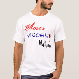 Amor Vincent Malum T-Shirt