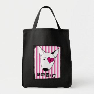 Amore Bull Terrier Bag
